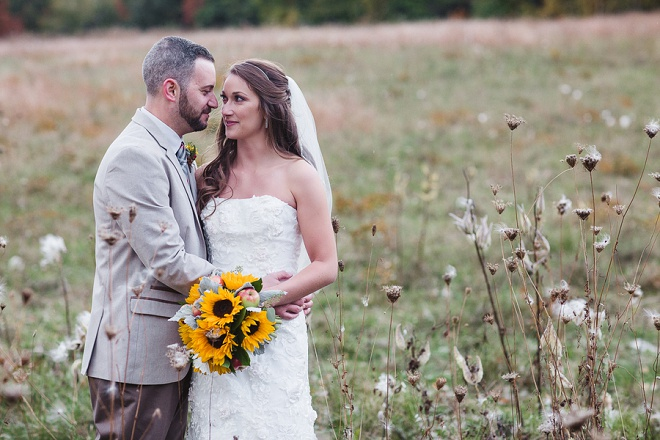 Darling Rustic DIY Wedding!