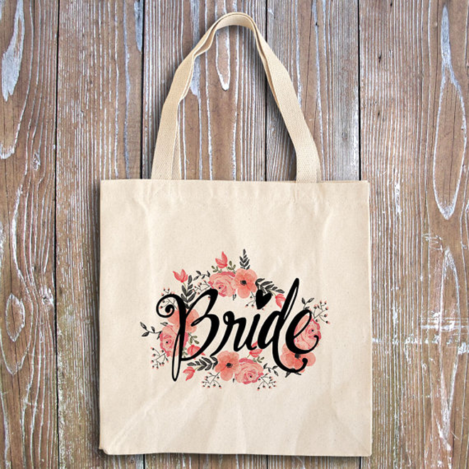 Awesome Bride Tote Bag