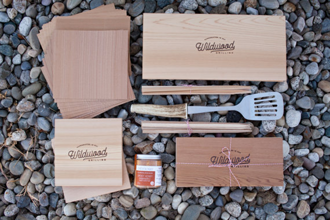 Groom Grilling Kit