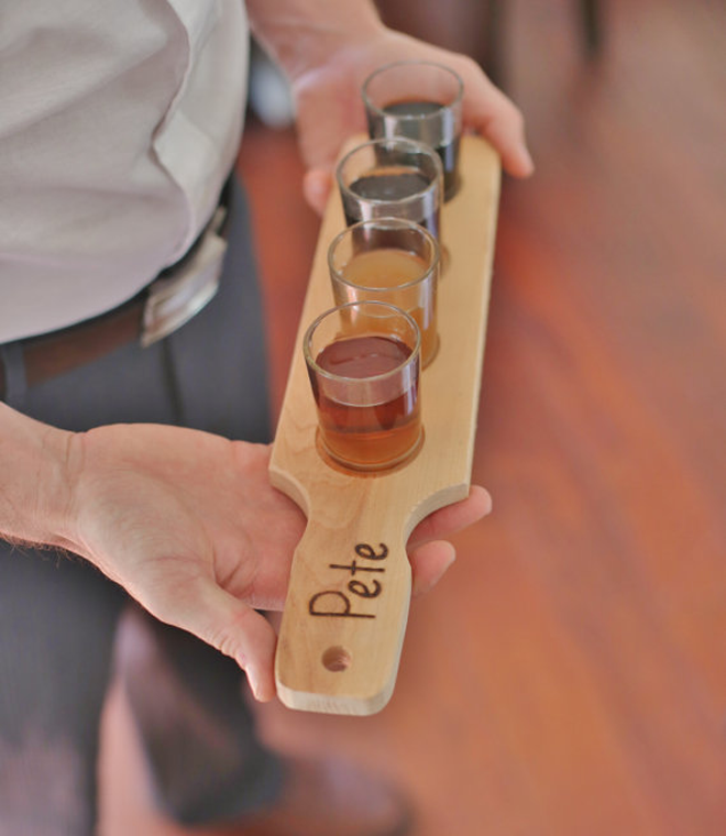 Awesome Shot Glass Paddle