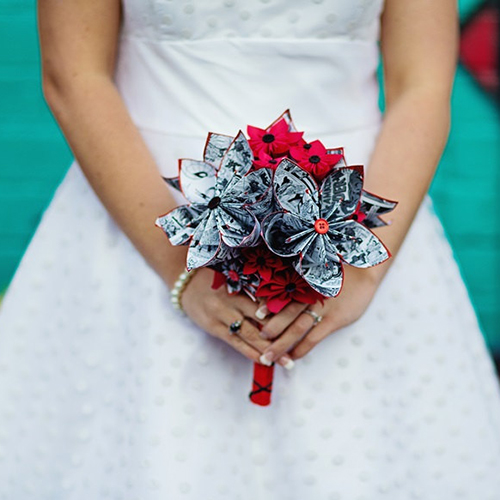 Dana's Paper Flowers