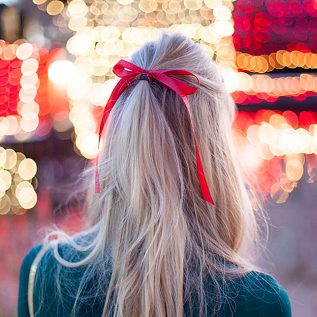 Tips For Hair Style For Wedding: The Best Holiday Hair Tips For 2015
