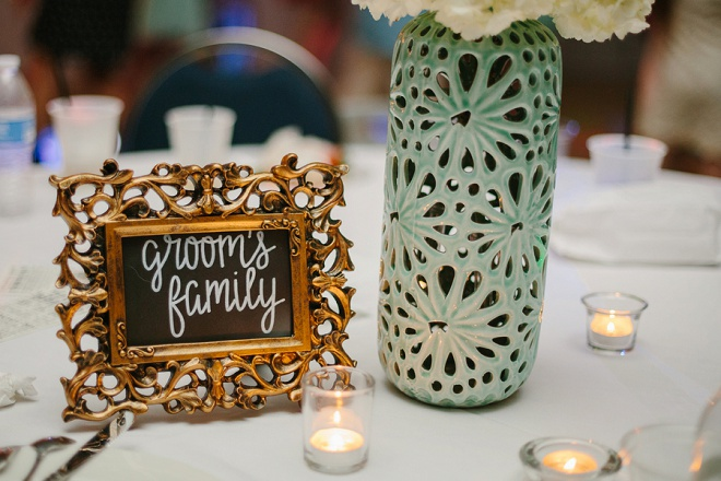 Darling DIY Wedding Details!