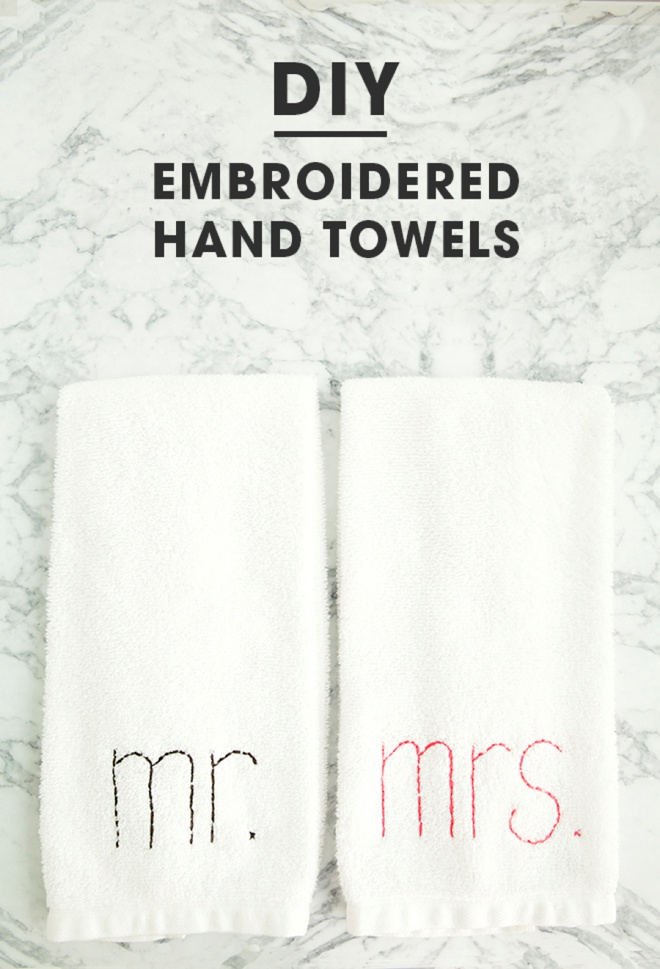 Custom Embroidered Pastoral Towel ...