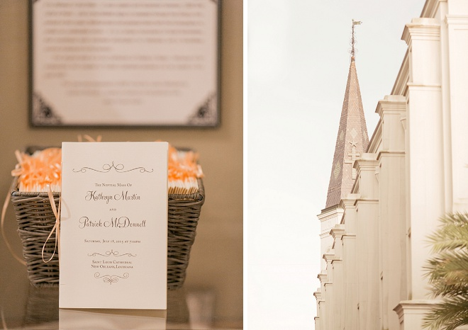 We're loving this gorgeous invitation suite!