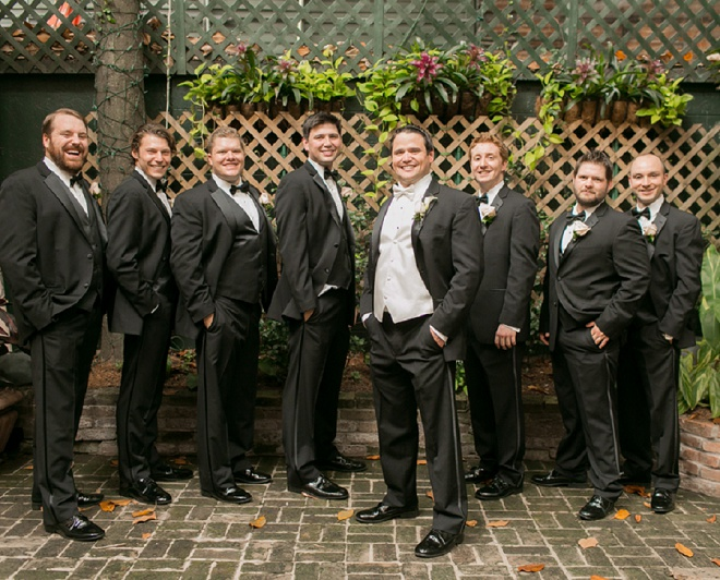 We love this New Orleans wedding!