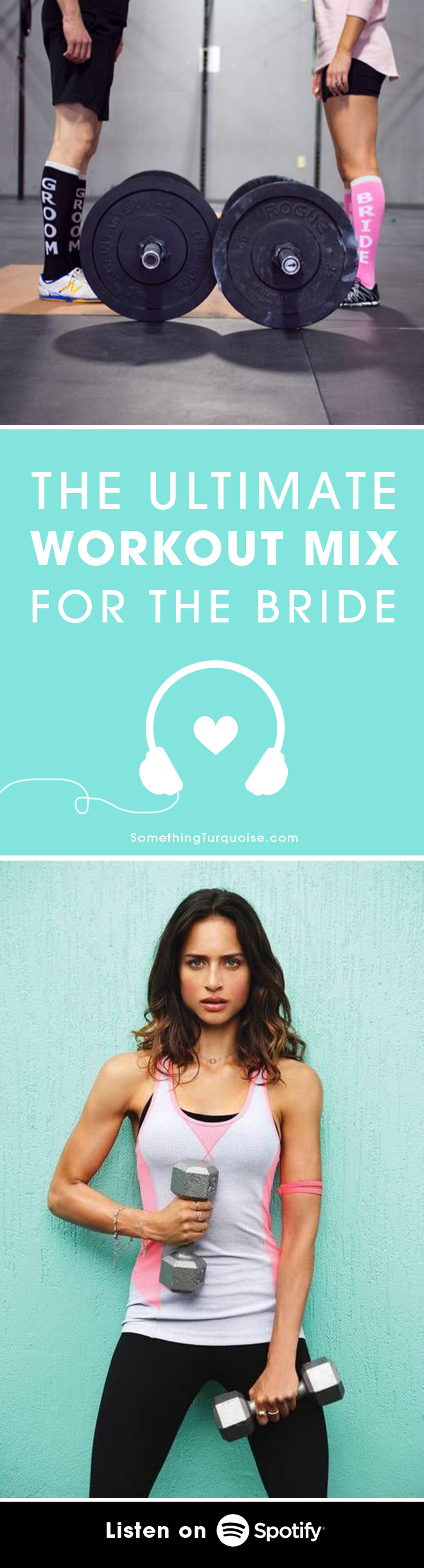 AWESOME Spotify playlist for your bridal workout!
