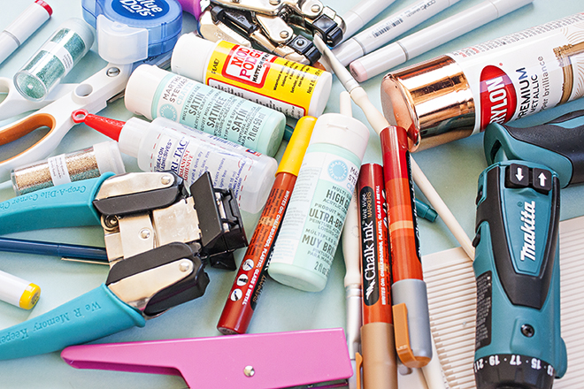 The 26 Craft Tools That Every DIY Bride Needs To Own!