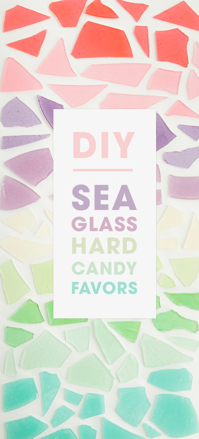 Learn How To Make Your Own Sea Glass Hard Candy!