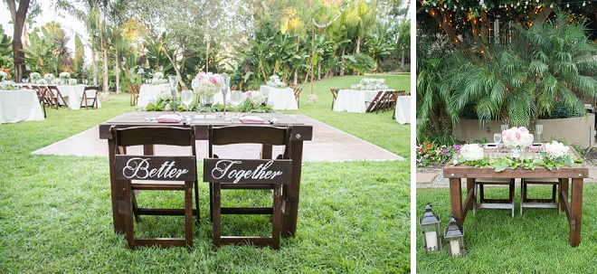 We love this darling classic styled DIY wedding!