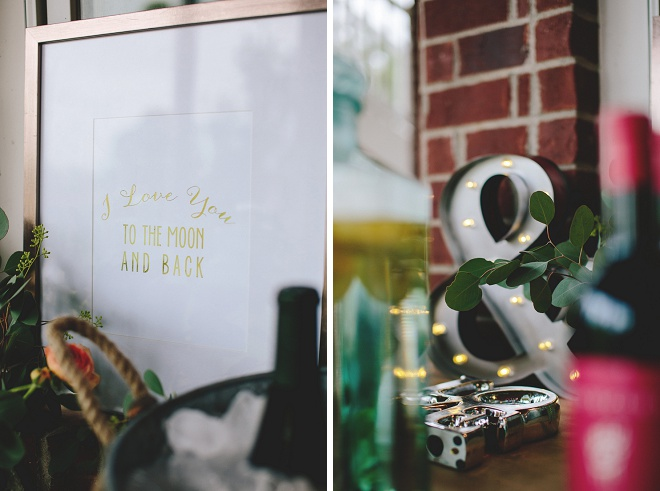Awesome DIY backyard wedding with be best handmade decor!