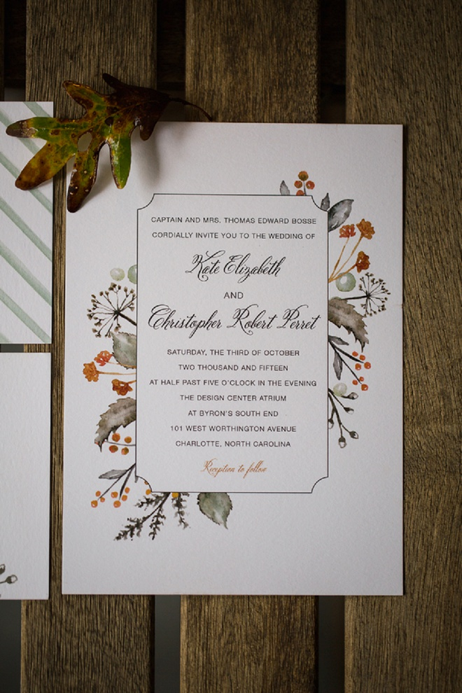 Love these ceremony cards from Etsy!