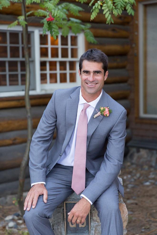 We love this gorgeous DIY outdoor Tahoe City wedding!