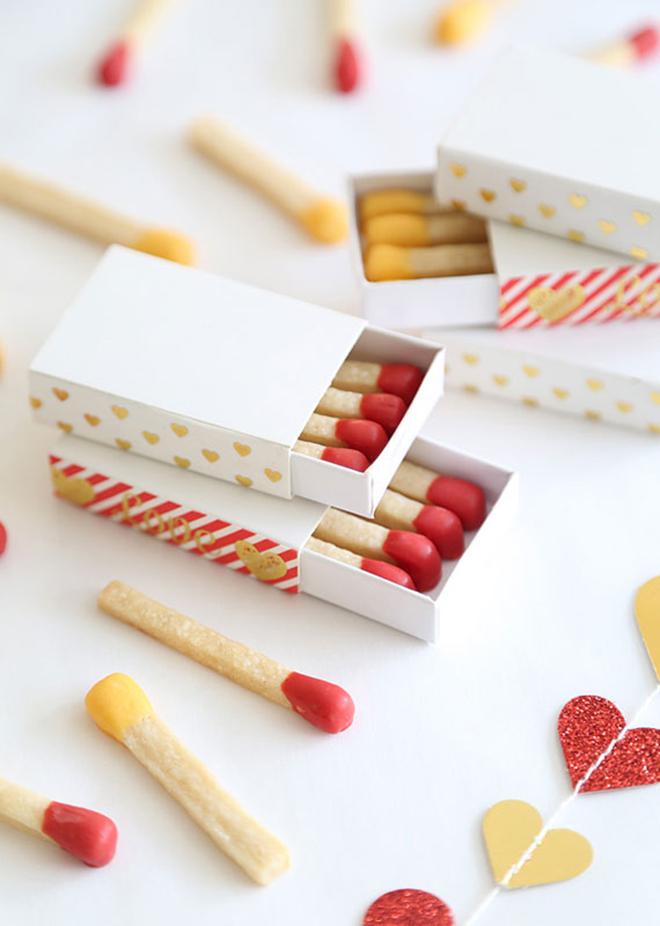 DIY Matchstick Cookies via the Etsy blog!