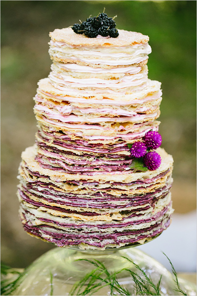 crepe wedding cake nyc looking for an alternative to a traditional wedding cake 13091