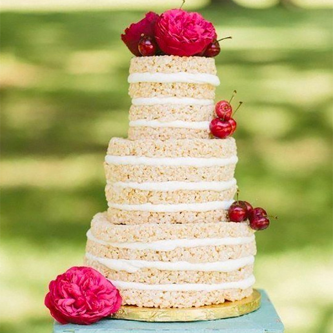 Looking for an alternative to a traditional wedding cake?