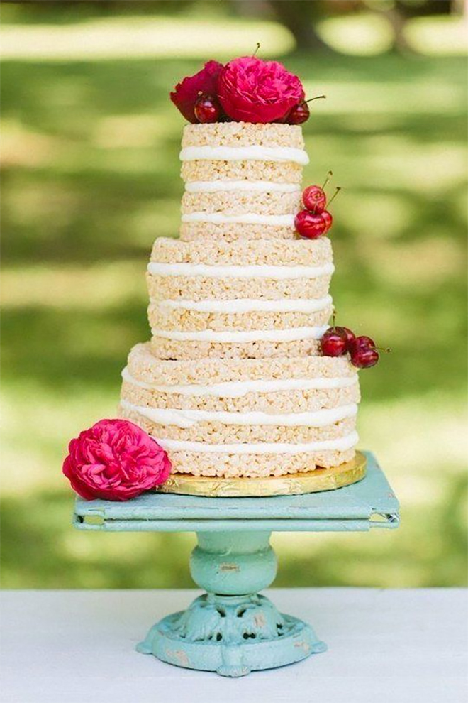 Looking For An Alternative To A Traditional Wedding Cake