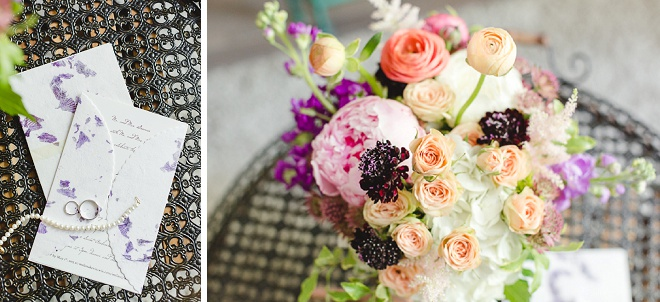 We're loving this gorgeous bright wedding bouquet!