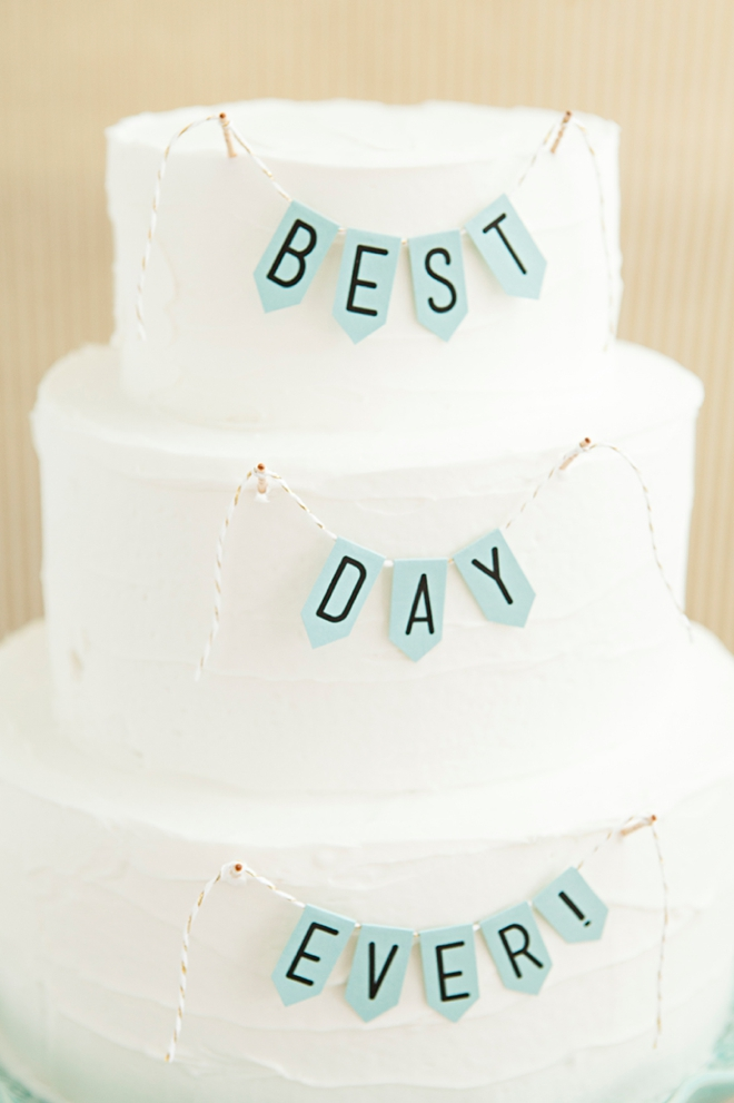 image relating to Cake Banner Printable identify Lovely, Cost-free Printable Mini-Alphabet Banner!