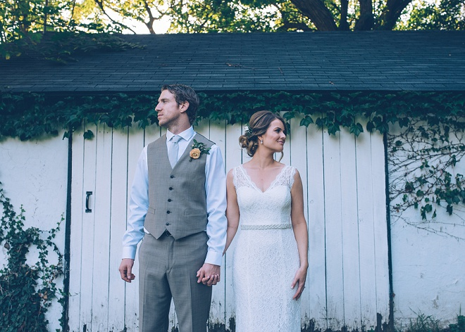 Loving this gorgeous Bride and Groom and their amazing barn wedding