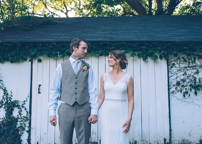 Loving this gorgeous Bride and Groom and their amazing barn wedding!
