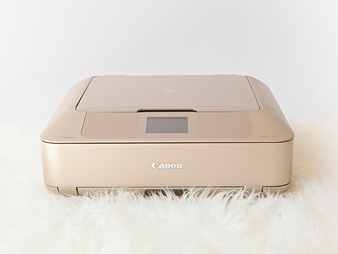 You could win a Canon PIXMA MG7720 from Something Turquoise!