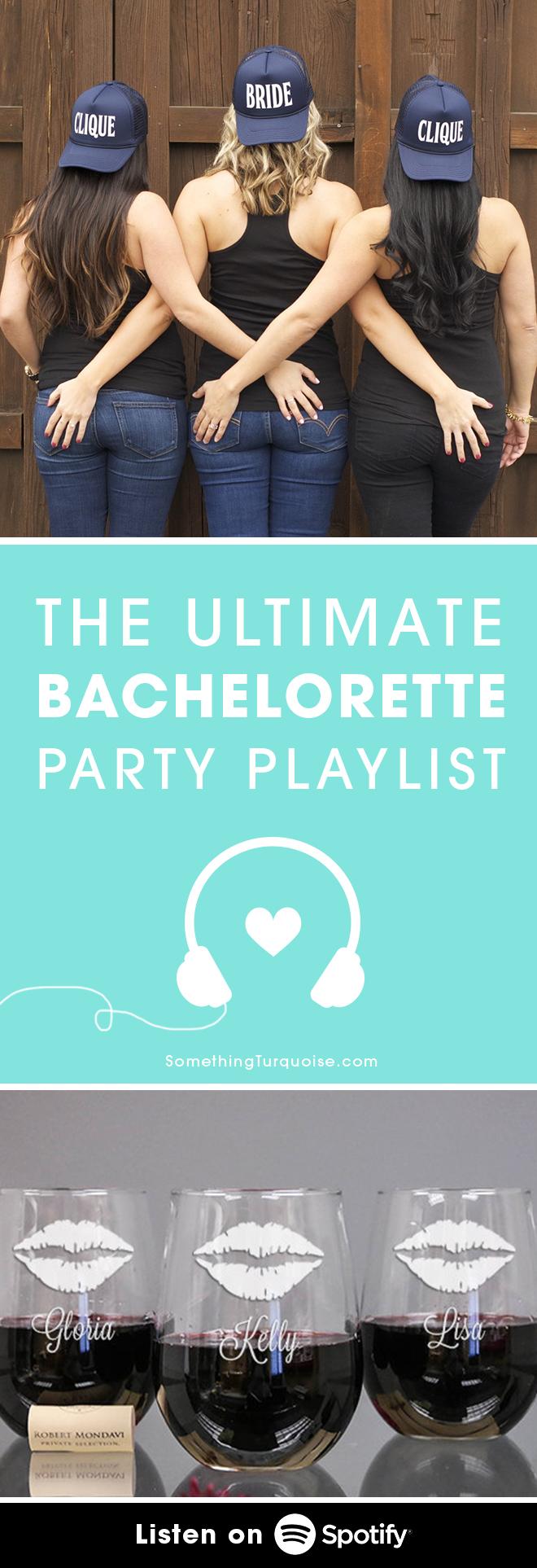 Spotify-Playlist-Bachelorette-Party