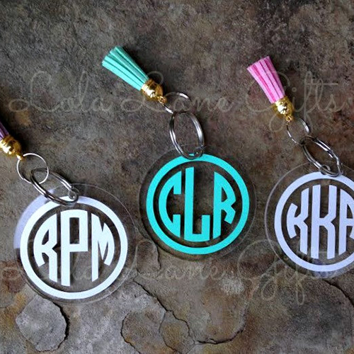 Thimble Lane Monograms