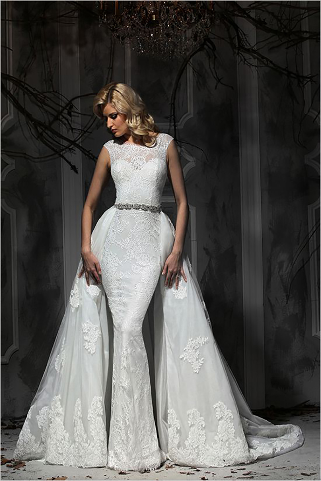15 Amazing Convertible Wedding Dresses Bridalpulse