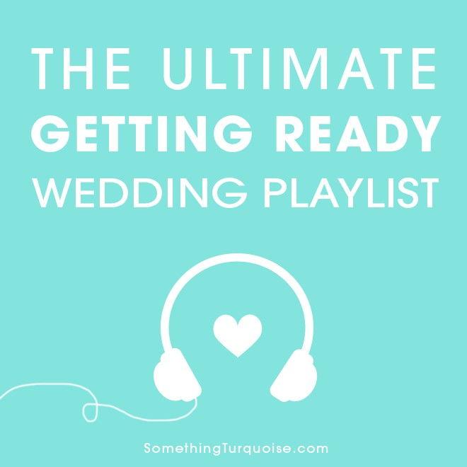 Free spotify playlist for the morning of your wedding junglespirit Image collections