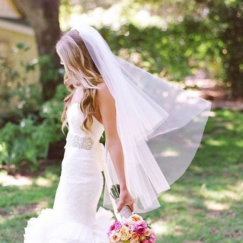 The best wedding hair tips on wearing a veil must read junglespirit