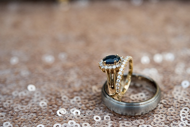 Loving this gorgeous and unique engagement ring!!