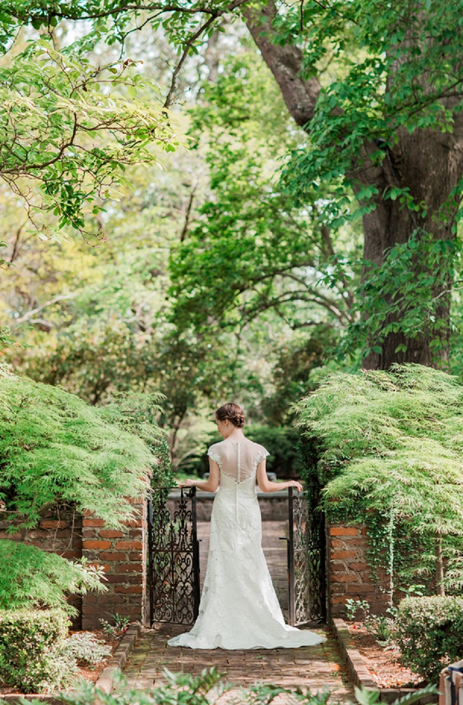We can't get over this stunning Bride before her big day!