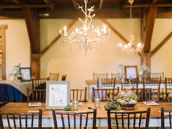 Crushing on this gorgeous reception at this boho chic wedding!