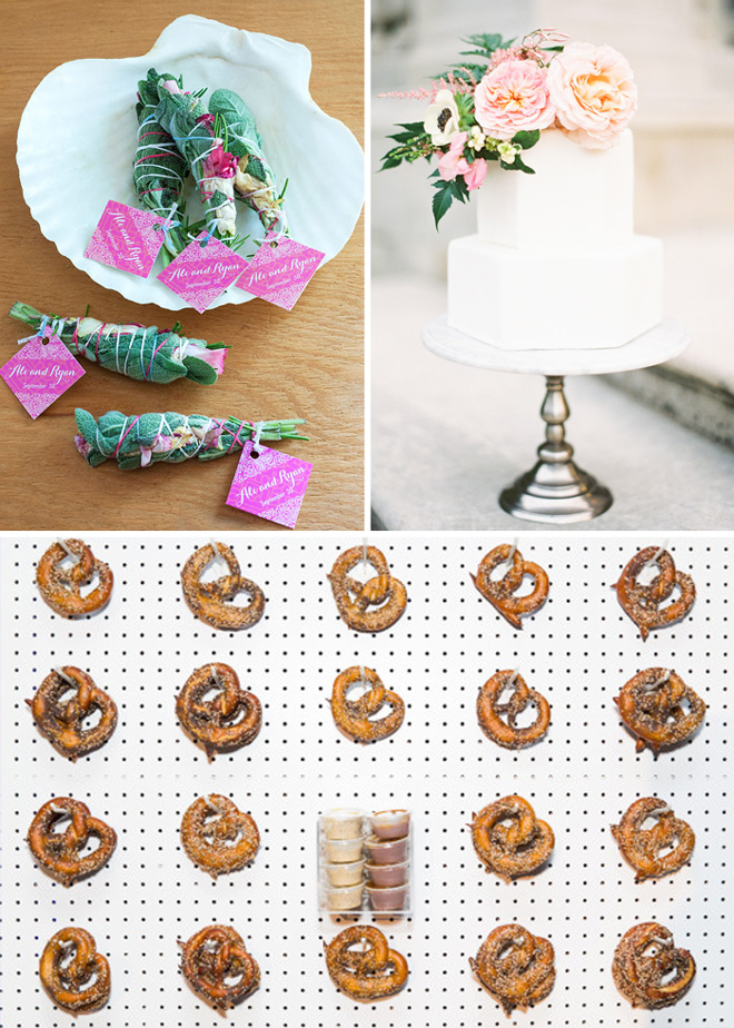 Pretzel bar for our wedding!?