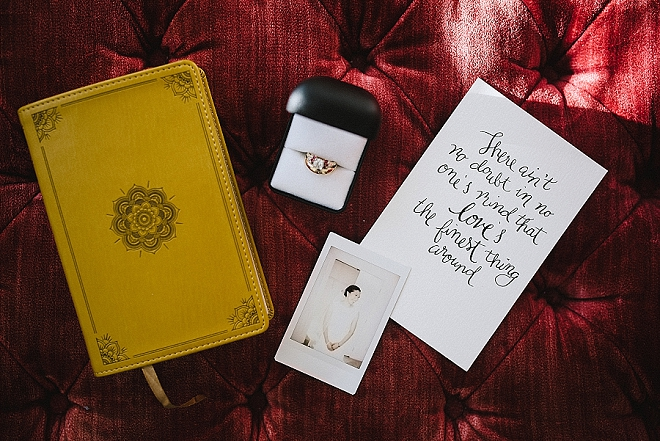 We're in love with this Bride's invitation suite she DIY'd!