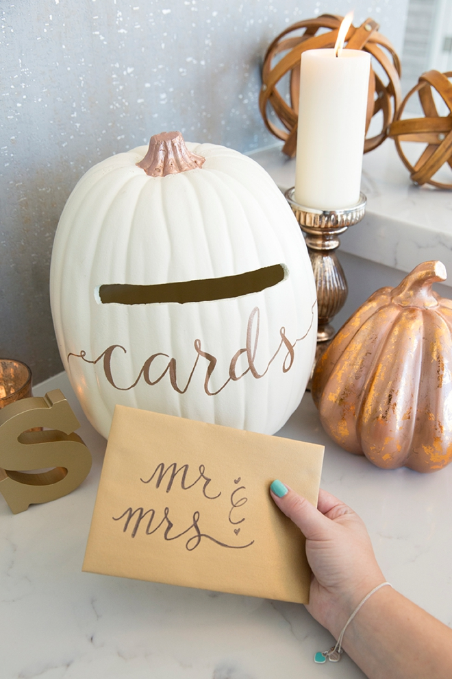 Wedding Card Box Ideas.This Wedding Card Box Is A Must For Your Fall Wedding