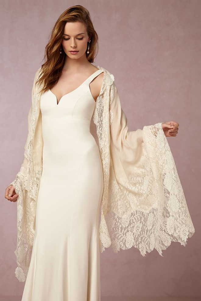 you have to see this ultimate list of bridal cover ups