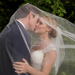 We love this sweet couple and their stunning ceremony!