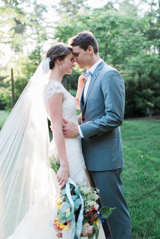 DIY Wedding | Scott + Hannah - Something Turquoise