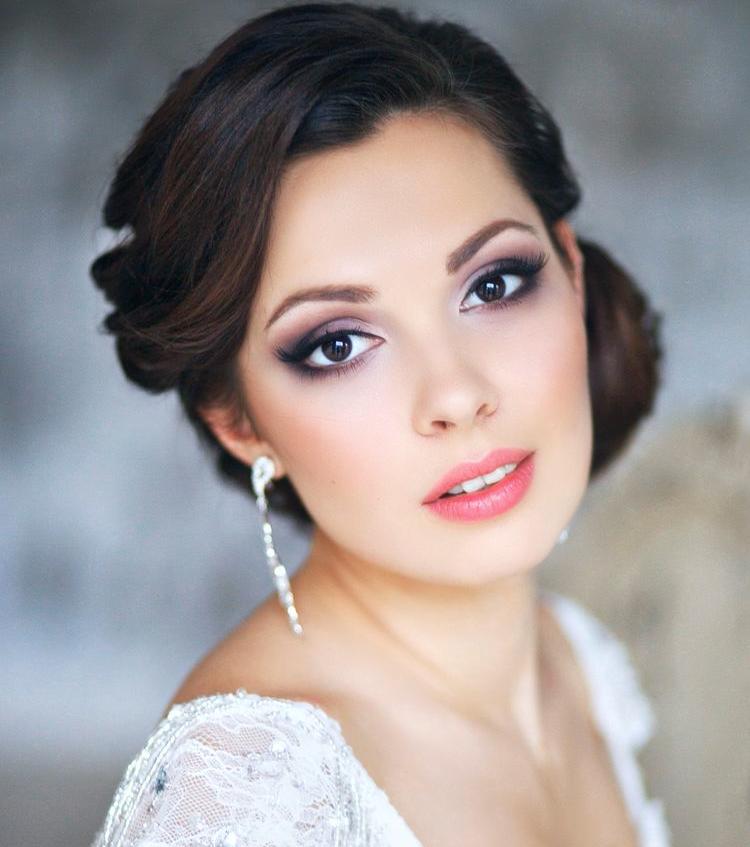 Bridal Eye Makeup Vibes