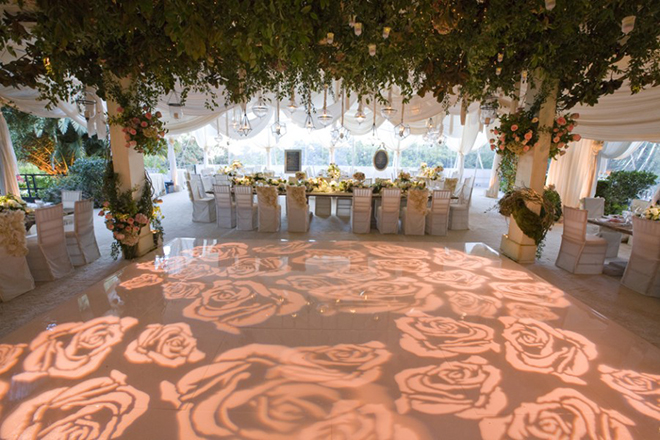15 Fabulous Amp Unique Wedding Dance Floor Ideas