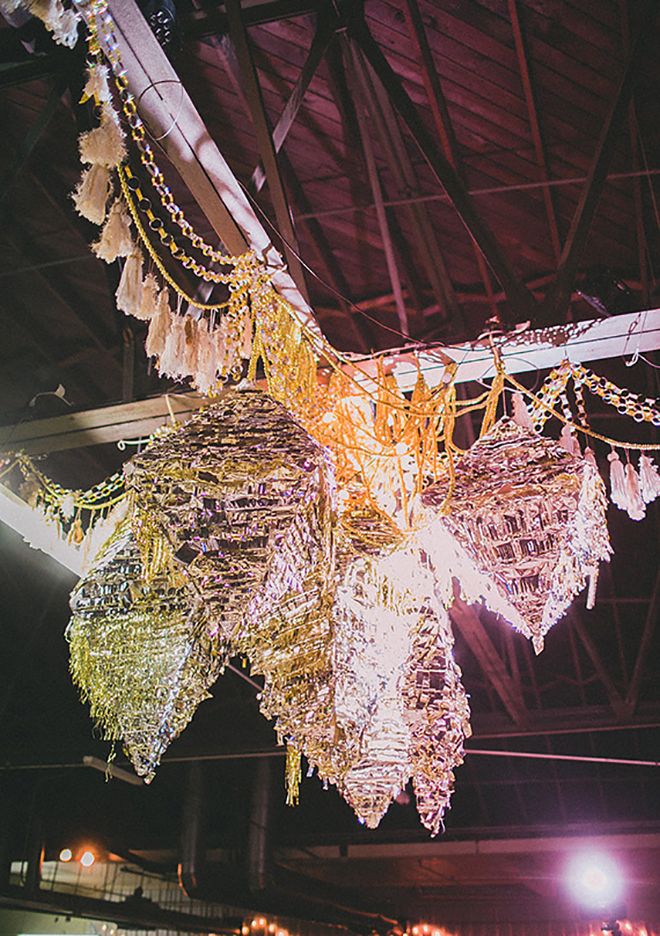 Pinata installation is magical!