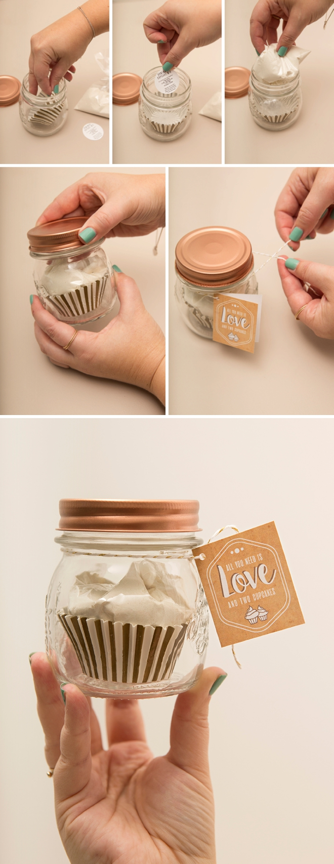 You have to see this 2 cupcake mix favor jar solutioingenieria Gallery