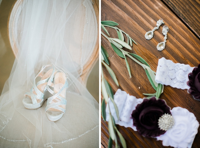Check out this Bride's stunning details!