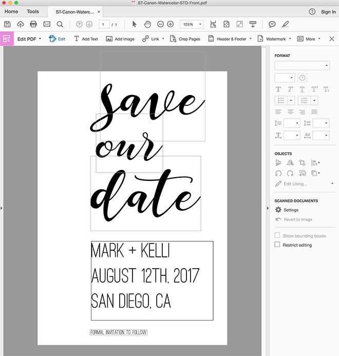 check out these adorable free printable save the date postcards