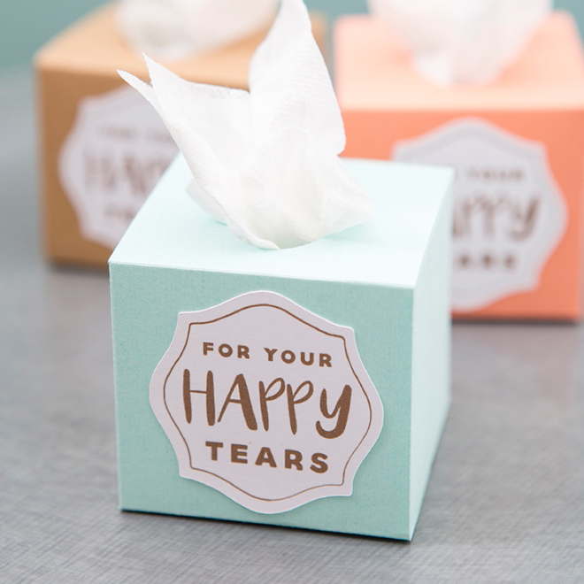 These Mini Wedding Tissue Boxes Are A Must Make Diy Project