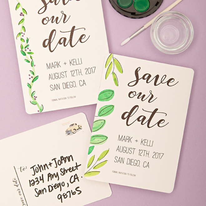 Check out these adorable free printable save the date postcards solutioingenieria Images
