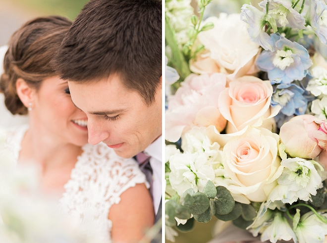 We're crushing on this couple's stunning styled anniversary shoot!