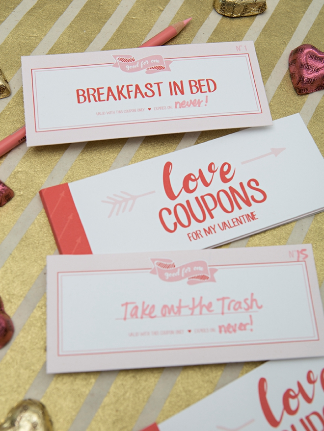 you have to see these adorable diy love coupon booklets